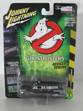 Johnny Lightning 1:64 Ghostbusters - Cadillac Ambulance 1959 Pre-Ecto Brand new