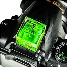 Three Axis Hot Shoe Spirit Bubble Level for Camera Canon/Nikon/Sony/Olympus- USA