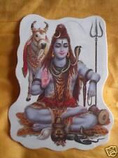 Aufkleber goa psy hippie sticker indien Shiva Nandi yoga inde