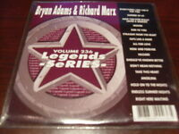 LEGENDS KARAOKE CD+G VOL 236 BRYAN ADAMS & RICHARD MARX (low stock)