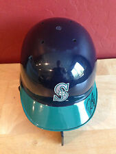 DUSTIN ACKLEY Autograph Baseball Mini Helmet ~ RIDDELL ~ Seattle ~ Auto