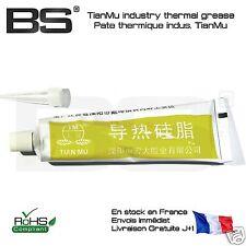 Pate thermique industrielle Industry thermal paste LED CPU GPU Triac