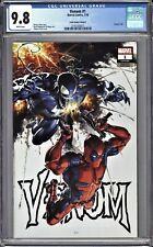 Venom #1 CGC 9.8 Crain TRADE Variant COVER A