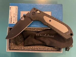 BENCHMADE FREEK 560BK AXIS LOCK BELT CLIP Discontinued