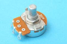 Potenciómetro Alpha Lineal B50 Amplificador 50 K's Potentiometer Solid Shaft