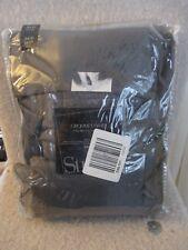 "NEW JCP Home Studio Grommet Curtain Panel Gunmetal Gray 50"" x 84 Finley Blackout"