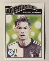 2020 Topps UCL Living Set Cristiano Ronaldo Soccer Card Portugal Juventus #200