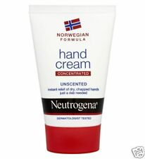 Neutrogena Unscented Hand Cream Concentrated Relief Dry Chapped 50ml