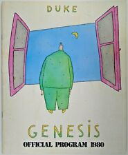 Duke Genesis 1980 Program
