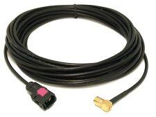 DAB Antennenadapter FAKRA Buchse - SMB Buchse bis 3m Digitalradio Kabel