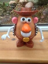 Mr Potato Head as Toy Story Sheriff Spuddy/Woody Cowboy - Very Rare Toy