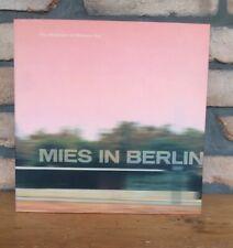 Mies in Berlin, Mies Van Der Rohe in Berlin, The Museum of Modern Art, Gebunden!