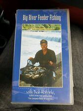 BIG RIVER FEEDER FISHING Bob Roberts RIVER TRENT Nottingham VHS VIDEO Chub ROACH