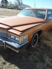 1977,1978 Cadillac D Eligance , Coupe, parting out, parts car, Cady