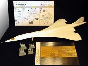 Metallic Details 1/144 Aerospatiale Concorde Detail Set # MD14407