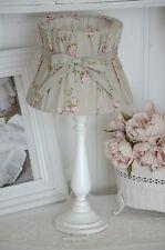 Lampe Tischlampe Nachttisch Stehlampe Shabby Vintage Landhaus