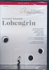 Wagner Lohengrin DVD NEW Bayreuth Festival Orchestra Georg Zeppenfeld 2-disc