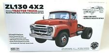 Kingkong RC 1/12 ZL-130 4x2 FR Layout Tractor Truck with Metal Chassis KIT Set