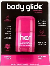 BodyGlide For Her Women's Athletic Anti-Chafe/Blister Balm - 0.80oz (22.68g)