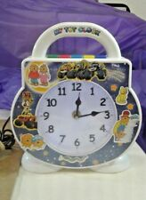 My Tot Clock All-in-One Toddler Sleep Clock - White Dove Innovations