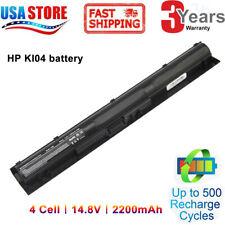 KI04 K104 KIO4 Battery for HP Pavilion 14 15 17 800009-421 800049-001 Notebook H