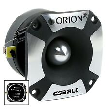 "3.7"" Super Tweeter 260 Watt Orion Car Audio CTW200 Cobalt Series"