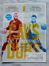 2017 Sports Illustrated Steph Curry Warriors Lebron James Cavaliers NBA FINALS