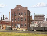 Walthers 533183 - 1/87 / H0 Fabrikgebäude, Hintergrundgeb - Neu