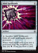 MTG 4x NIHIL SPELLBOMB - BOMBARCANA NICHILISTA - A25 - MAGIC