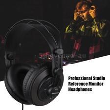 SAMSON SR850 Professional Studio Reference Monitor Headphones Headset K6Q7