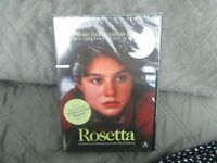 "DVD NEUF ""ROSETTA"" Emilie DEQUENNE / Luc & Jean-Pierre DARDENNE"