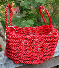 "New ListingNew England Trading Company Lobster Rope Basketsâ""¢ 9"" dia."
