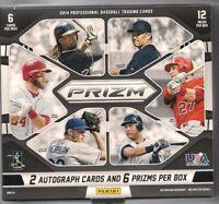2014 Panini Prizm Baseball Stars, Rookies & Commons Lot U pick 20 cards