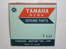 YAMAHA NOS - PISTON RING SET - DT-MX175 - 1mm - 1979-81 - 2N5-11610-40