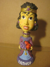 Esther Bobblehead Isaac Bros 2002 Rare Hebrew Bible Jewish Religious Figurine