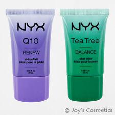 "2 NYX Skin Elixir Face Serum Set ""SE01-Renew  & SE02-Balance""  *Joy's cosmetics*"