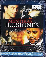 MENTIRAS E ILUSIONES combo BLU-RAY y DVD. Tarifa plana en envío, 5 €