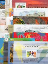 MACAO MNH 1998-99 Complete set of 24 Gold Overprint Minisheets