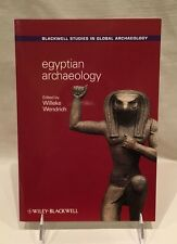 Wiley Blackwell Studies in Global Archaeology: EGYPTIAN ARCHAEOLOGY (2010, SC)