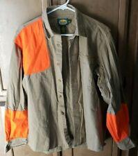 Cabela's Long Sleeve Button-Front Rifle Hunting Shirt- Men's Medium