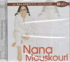 CD - Nana Mouskouri NEW La Mas Completa Coleccion 2CD  - FAST SHIPPING !