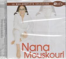CD - Nana Mouskouri NEW La Mas Completa Coleccion 2CD  - FAST SHIPPING !
