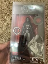 Star Wars The Black Series Second Sister Inquisitor Carbonized Exclusive NIB