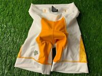 CYCLING WOMENS REFLECTIVE SHORTS DESCENTE SPIRIT ORIGINAL MADE IN CANADA SIZE M