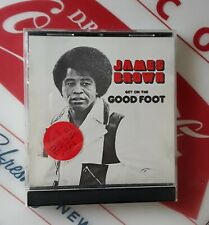 cd  james brown      get on the good foot     used 🔊🔊🔊🔊🔊