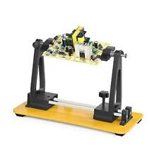 Adjustable Circuit Board Holder Soldering Helping Hand 360 Degrees Rotated For
