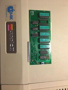 ROM Card For Apple II II Plus ROM Card with Apple 1978 ROMS On 2732 EPROMS