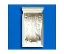 CAPITELLO-MENSOLA IN GESSO 1/A (Prodotto laccato bianco)