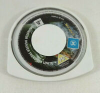 Jeu Sony PSP en loose VF  Monster Hunter Freedom Unite  Envoi rapide et suivi
