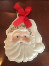 Lenox Holiday Santa Cookie Press